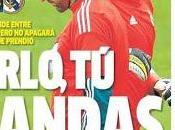 Cinismo Marca caso Casillas/Diego López