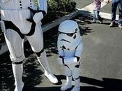 Bebés Star Wars: fotos divertidas frikis