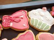 primeras galletas decoradas, para princesa
