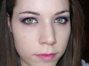 {tutorial} maquillaje lila.