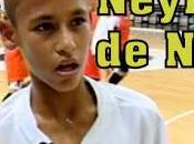 Video Neymar cuando niño