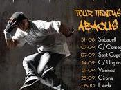 "Pinta mochila Tagger ""Abacus tour"""