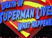Tráiler 'The Death Superman Lives' película jamás hizo
