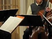"""último concierto late quartet)"""": Armonía encadenada"""
