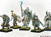 Guerreros Wulfland desde Black Chapel Miniatures
