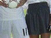 look Gareth Bale Emma Rhys-Jones presentación jugador Madrid