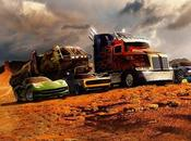 tenemos título Teaser Póster para 'Transformers