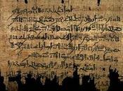 papiros antiguos mundo