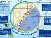 mejores playas Barcelona [Infográfico]