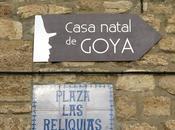 Fuendetodos ruta Goya (Zaragoza)