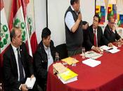 Liderazgo presidente gore lima aplaudido alcaldes región…