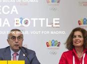 "Nuevas becas ""Ana Bottle, bicos spik inglis""."