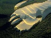 dunas arena itinerantes isla Fraser