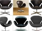 Swan chair, Arne Jacobsen, 1958