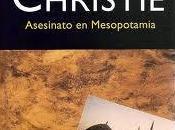 'Asesinato Mesopotamia' Agatha Christie