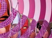 Portada Dave Marquez para Avengers A.I. 7.INH