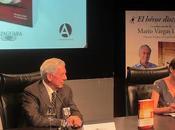 Vargas Llosa presenta Madrid nueva novela héroe discreto'