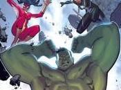 Warren Ellis Avengers Assemble para arco Inhumanity