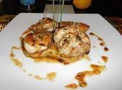 Delicias pollo papa majada