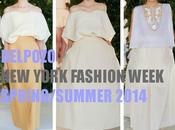 Delpozo Spring-Summer 2014 York Fashion Week