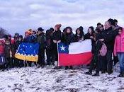 Alumnos establecimientos municipales natales celebraron nacional montaña