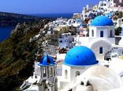 Oia, puesta bella Grecia