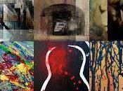 trozo cartón: exposición conjunta Carlos Cuñado Irene Morán
