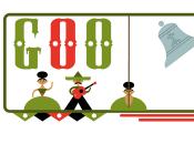 ¡Viva México! Doodle Google.