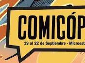 COMICÓPOLIS: Primer Festival Internacional Historieta Tecnópolis