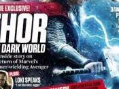 Thor: Mundo Oscuro portada revista SFX. Alan Taylor habla película