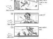 Storyboards Lobezno Inmortal descripción escena inédita
