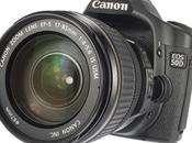 Canon 50D, Toda información detalle