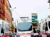 "CHANCAY RECIBE TRES MODERNAS AMBULANCIA GORE LIMA… Javier Alvarado inauguró obra ""Acondicionamiento Equipamiento Museo Chancay"""