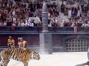 ¿Qué gladiador? oscuridad Roma.