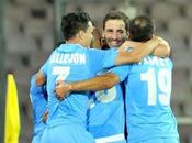 2-1. Higuaín golpea primero para Nápoles vence debut Champions