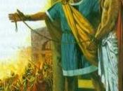 ¿Elegís Jesucristo Mariano Barrabás?