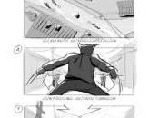 storyboards escenas inéditas Lobezno Inmortal