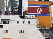 Panamá descubre embarcación norcoreana procedente Cuba armas bélicas