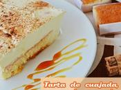 Finde frugal: tarta sobaos pasiegos, nata cuajada.