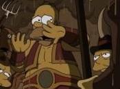 Imágenes episodio Simpson dirigido Guillermo Toro