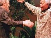 Mensaje Fidel Nelson Mandela