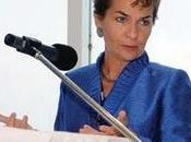 Christiana Figueres toma timón Convención Marco sobre Cambio Climático