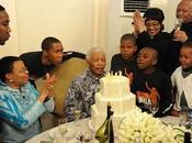 Nelson Mandela cumple años