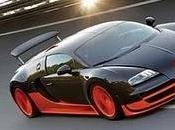 súper deportivo Bugatti Veyron 2011