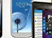 Estrategias movilidad empresas ¿BlackBerry amenazado?
