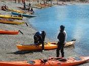 Expertos kayak realizan clínicas participantes segundo encuentro internacional