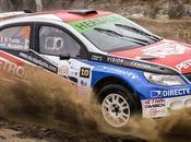 Nicolás fuchs ganó primera etapa rally calafate argentina líder finalizado primer