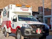 Entrega ambulancias detiene región lima…
