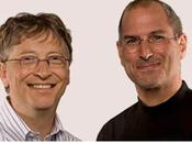 Analogia entre Steve Jobs Bill Gates