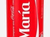 """'Coca-Cola' personaliza envases,campaña """"Comparte Coca-Cola nombre"""""""